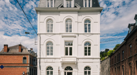 Superbe rénovation à Dinant!